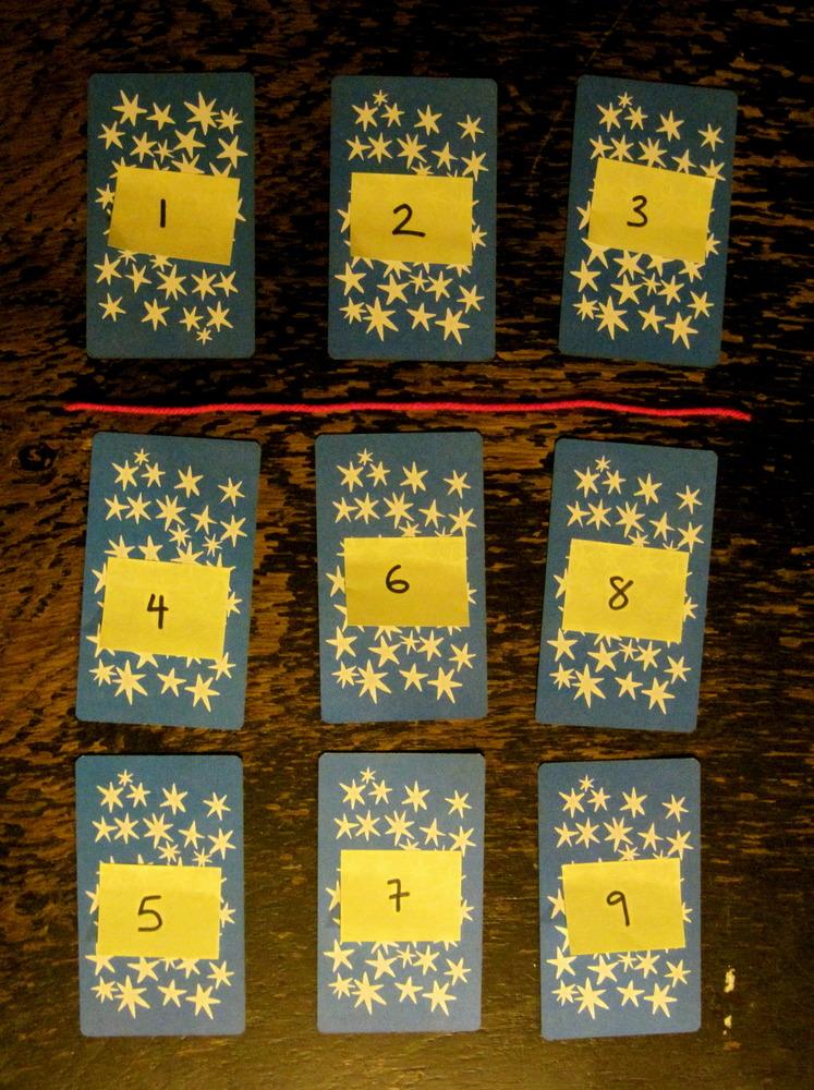 A Three Card Tarot Reading