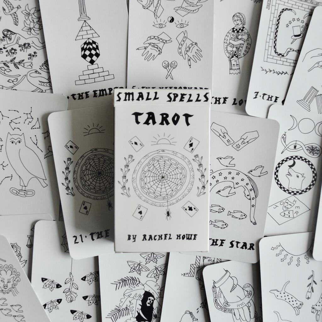 Small Spells Tarot Deck