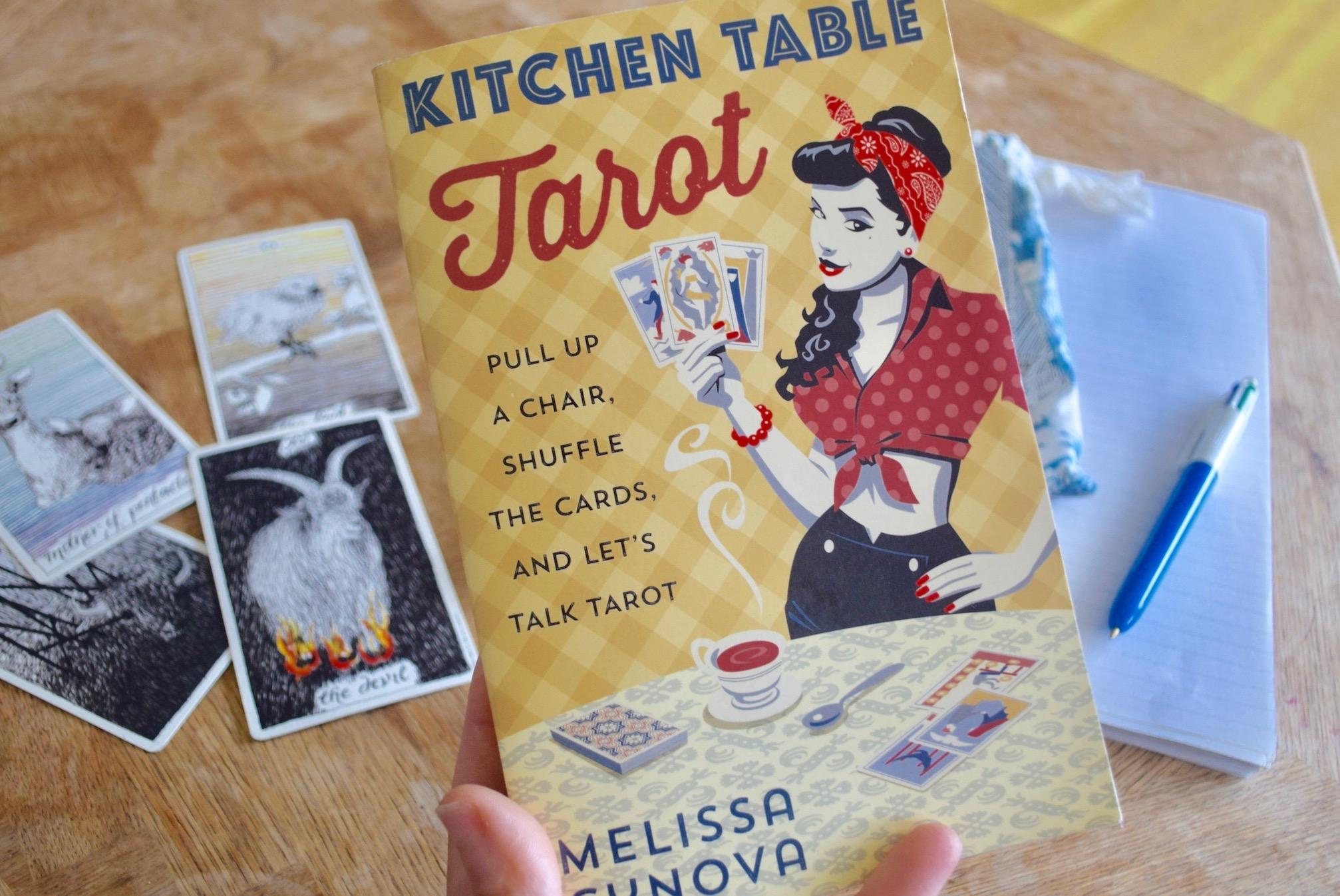 Kitchen Table Tarot 81 Little Red Tarot