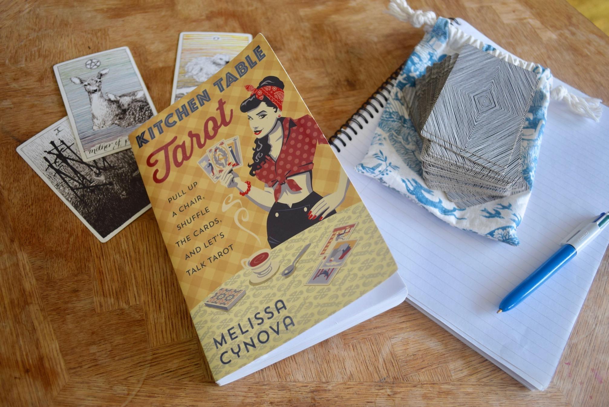 Kitchen Table Tarot Little Red Tarot