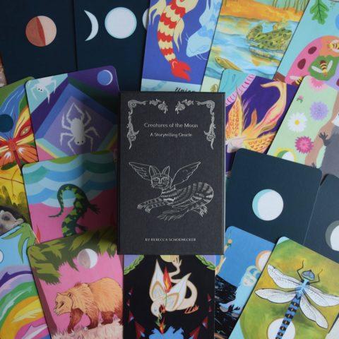 Little Red Tarot Shop | Online tarot shop | UK // Shipping worldwide
