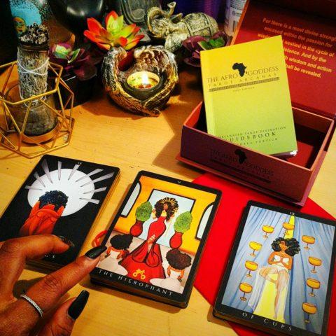 Buy tarot cards online | Little Red Tarot Shop | Tarot